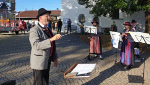 Standkonzert 2020 in Überbach